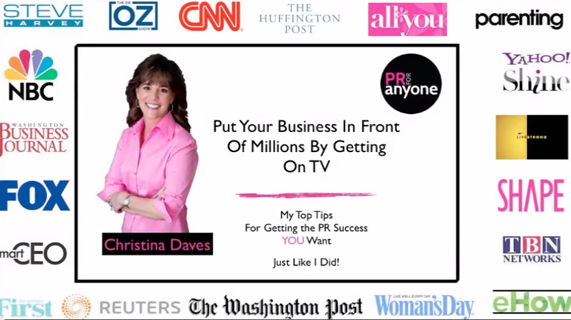 PR For Anyone – Put Your Business In Front of Millions