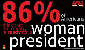 Why The Next President Should Be A Woman