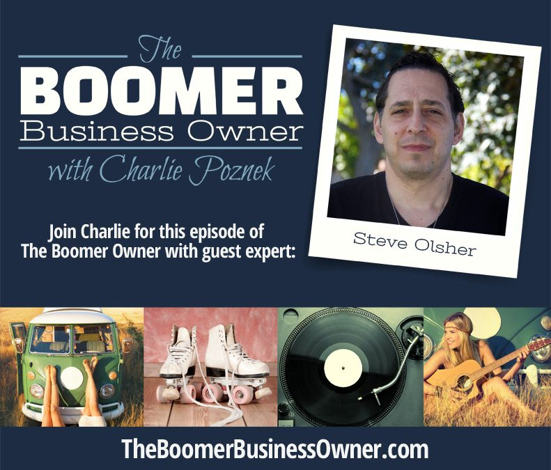The Boomer Business Owner Podcast