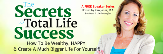 Total Life Success Speaker Series