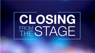 Closing Fro The Stage