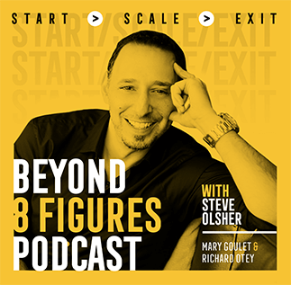 Beyond 8 figures Podcasts