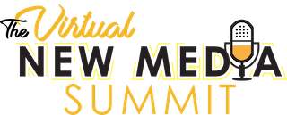 Virtual New Media Summit Logo